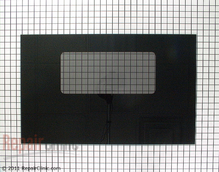 Outer Door Glass 7902P321-60 Alternate Product View