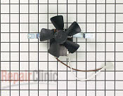 Fan Motor - Part # 4436108 Mfg Part # WP74004947
