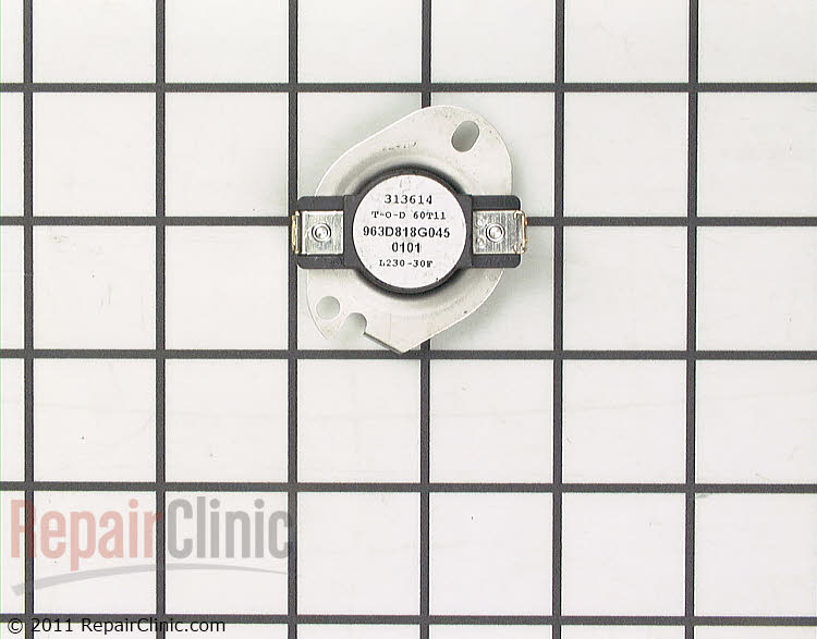 High Limit Thermostat WE4X813         Alternate Product View