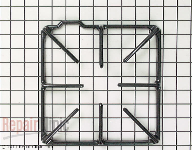 Burner Grate 316085201 Alternate Product View