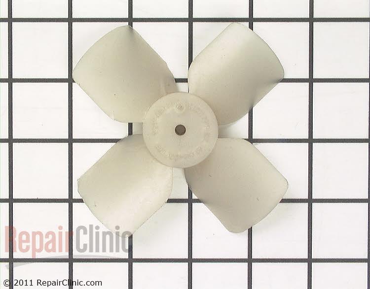 Blower Wheel & Fan Blade 14-29-212 Alternate Product View