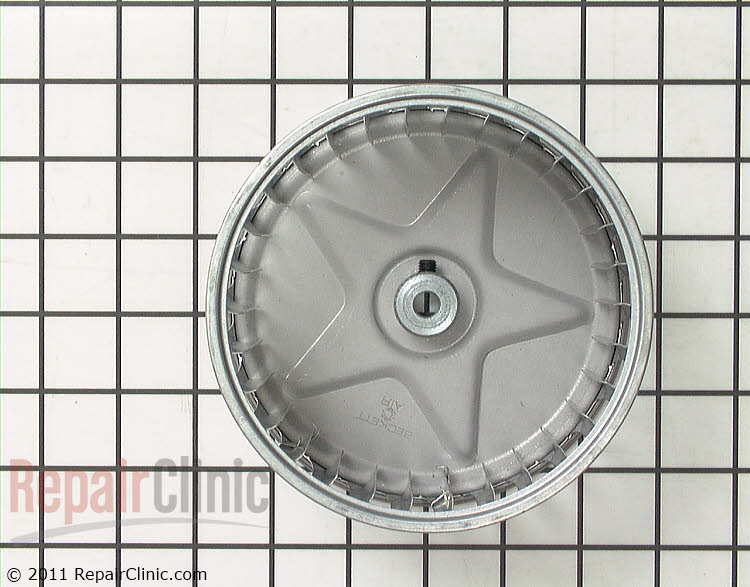 Blower Wheel & Fan Blade 000-1714-004 Alternate Product View