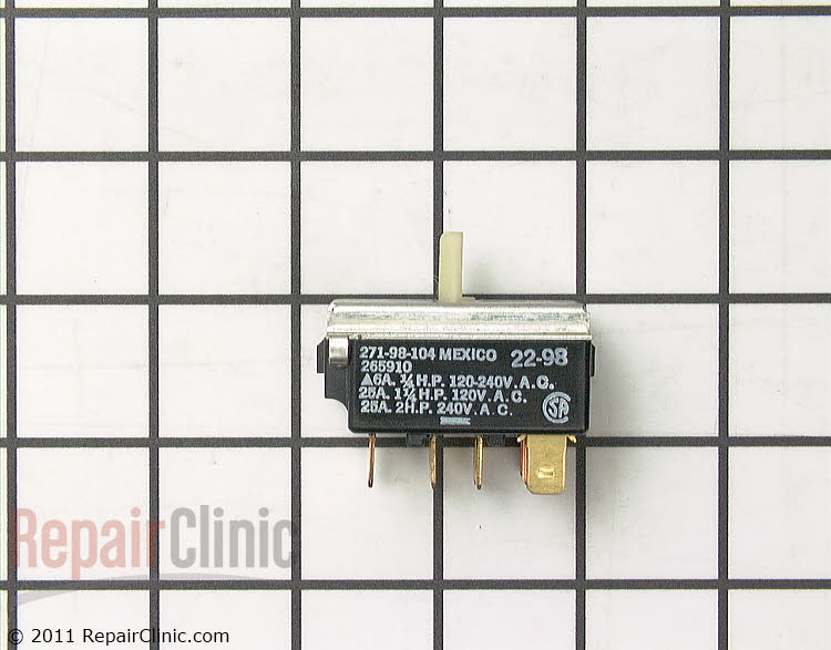 Selector Switch 5308013150 Alternate Product View