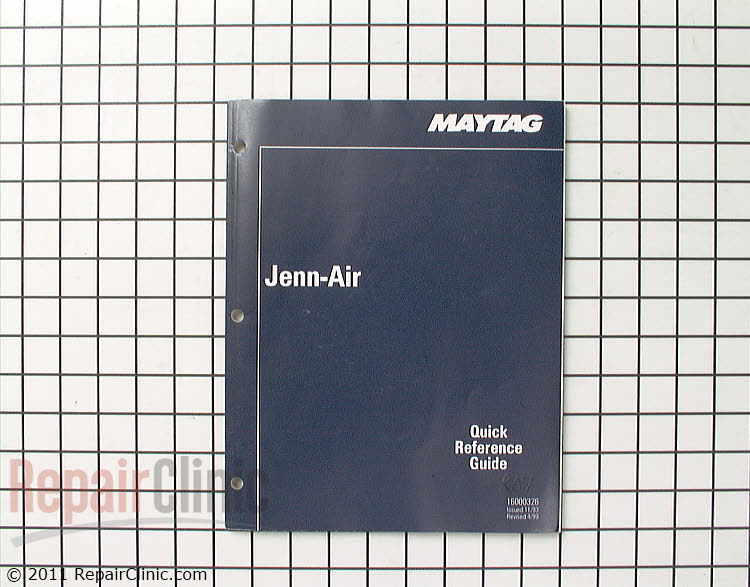 Manuals, Care Guides & Literature 16000326 Alternate Product View