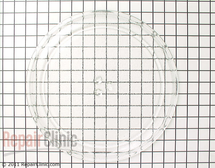 Glass Tray WP56001043 Alternate Product View