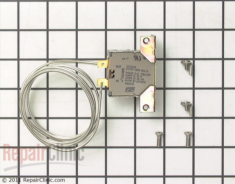 Temperature Control Thermostat 4318268 Alternate Product View