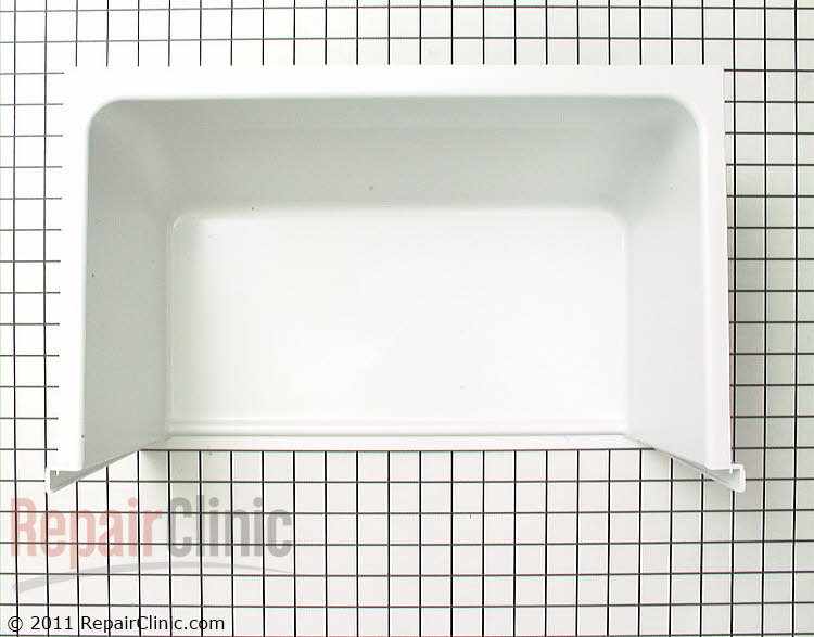 Crisper Drawer WP61005622 Alternate Product View