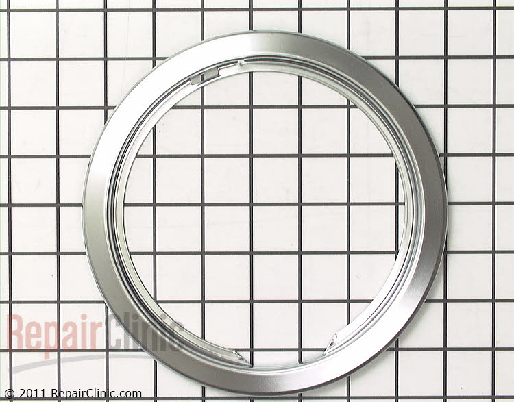 6 Inch Burner Trim Ring WB31K5044       Alternate Product View