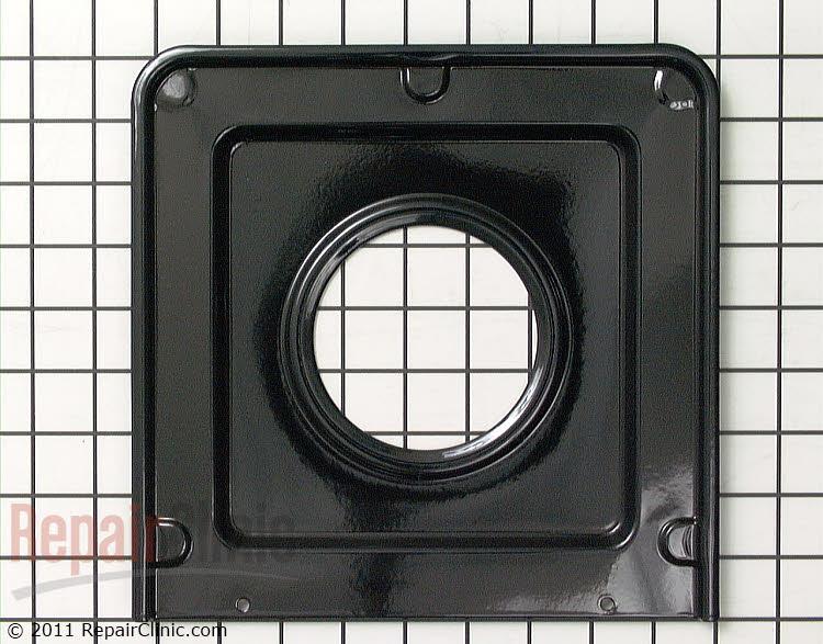 Burner Drip Pan 4371506         Alternate Product View