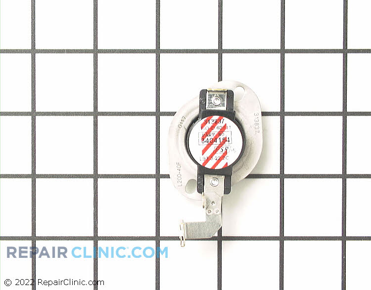 High Limit Thermostat WP3404154 Alternate Product View