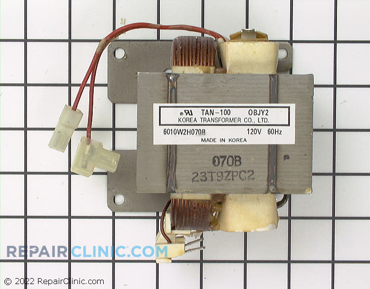 High Voltage Transformer 5303321787      Alternate Product View