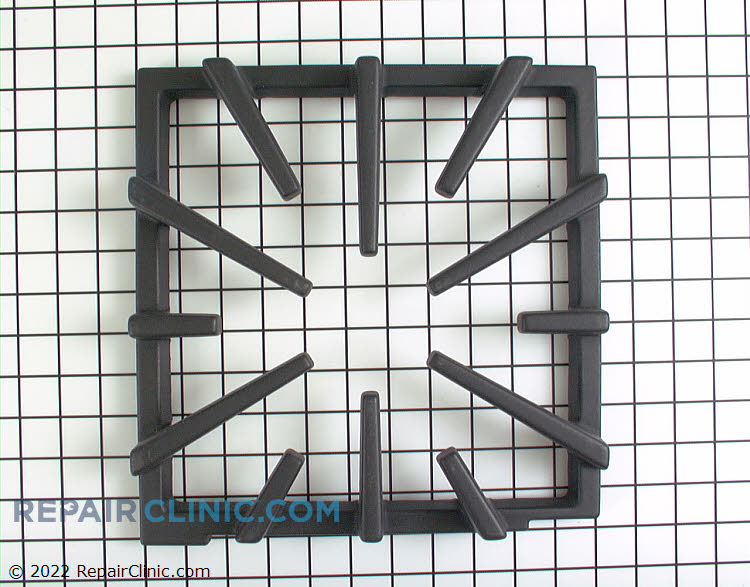 Burner Grate 00487336 Alternate Product View
