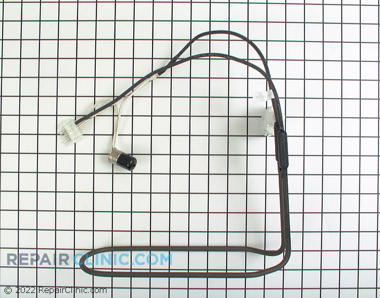 Defrost Heater Assembly WP61006199 Alternate Product View