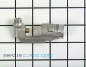 Surface Burner Orifice Holder - Part # 1021753 Mfg Part # 00415498