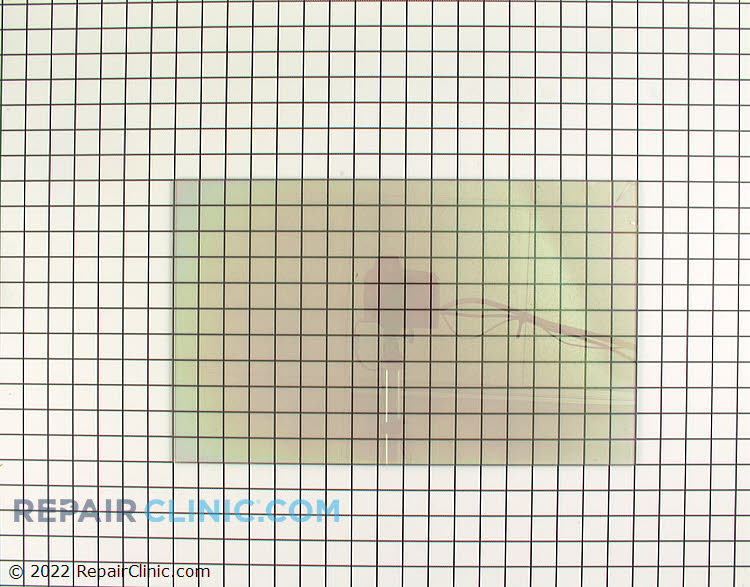 Inner Door Glass 00486968 Alternate Product View