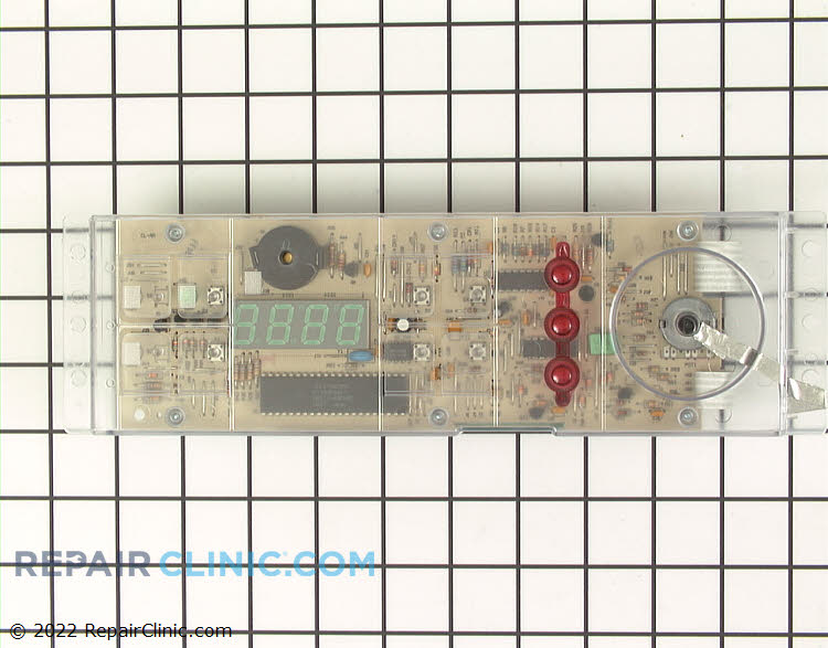 Oven Control Board WB27K5127 Alternate Product View