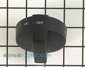 Thermostat Knob - Part # 1049149 Mfg Part # 00415114