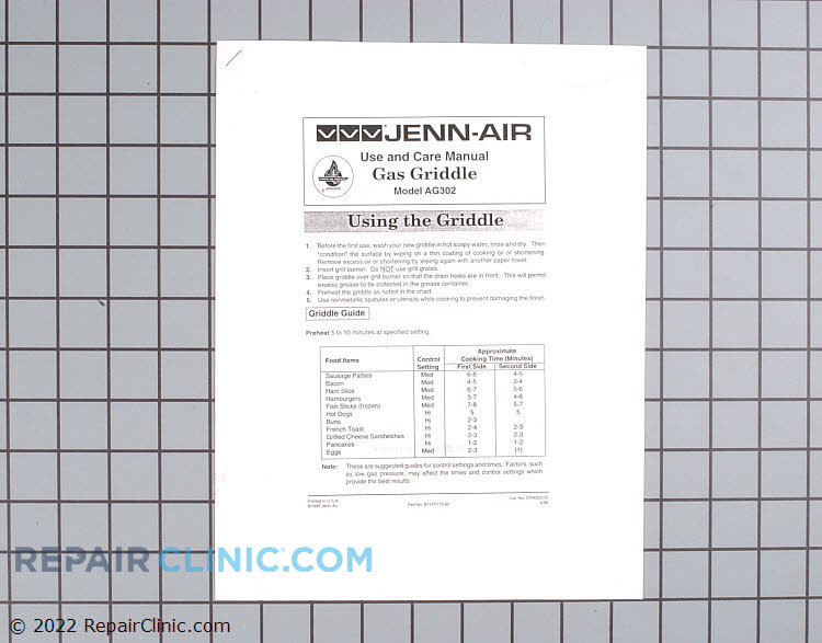 Manuals, Care Guides & Literature 71002001        Alternate Product View