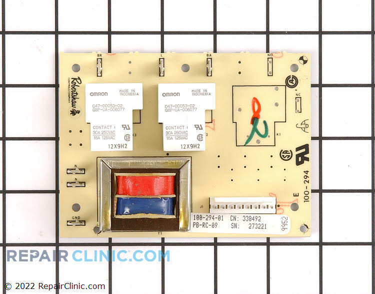 Circuit Board & Timer WB27K5072       Alternate Product View