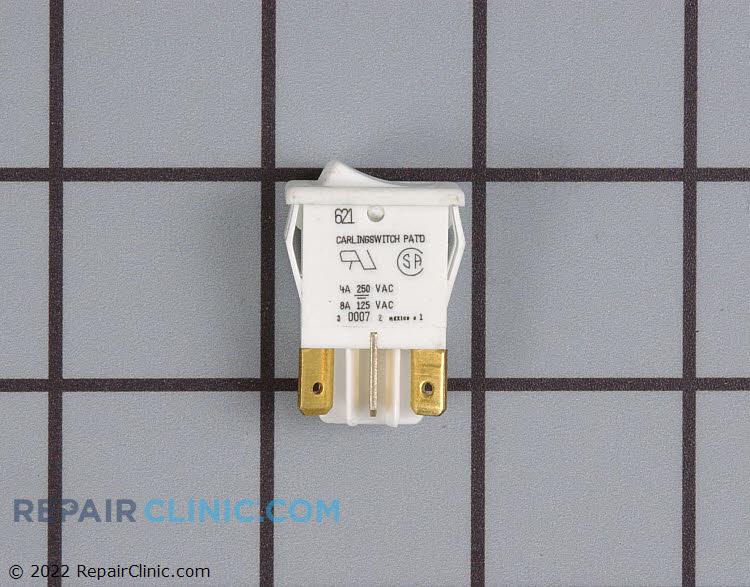 Rocker Switch 301491W Alternate Product View