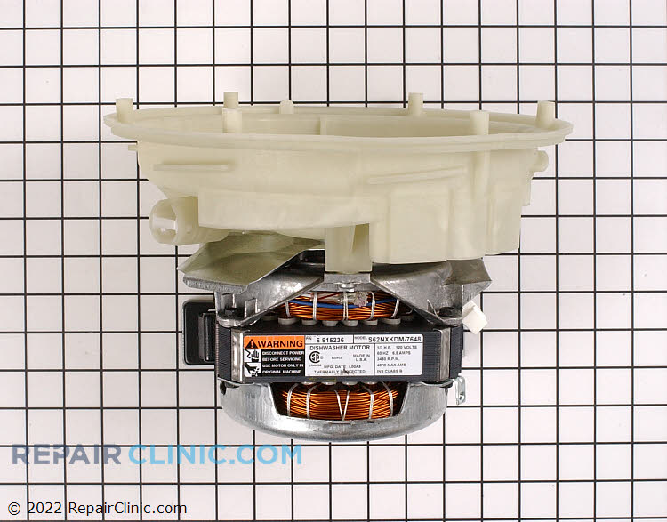 Pump and Motor Assembly 6-915416        Alternate Product View