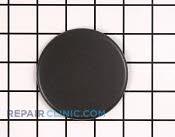 Surface Burner Cap - Part # 498722 Mfg Part # WP31782701MB