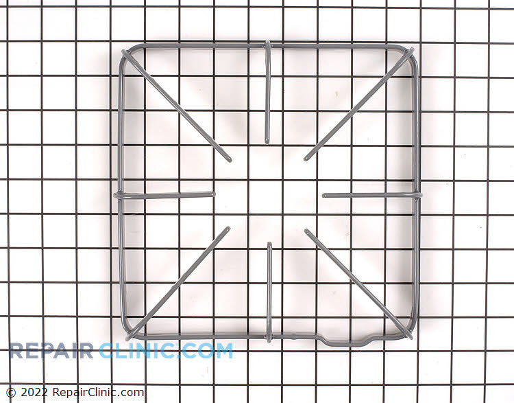 Burner Grate WB31K10013      Alternate Product View