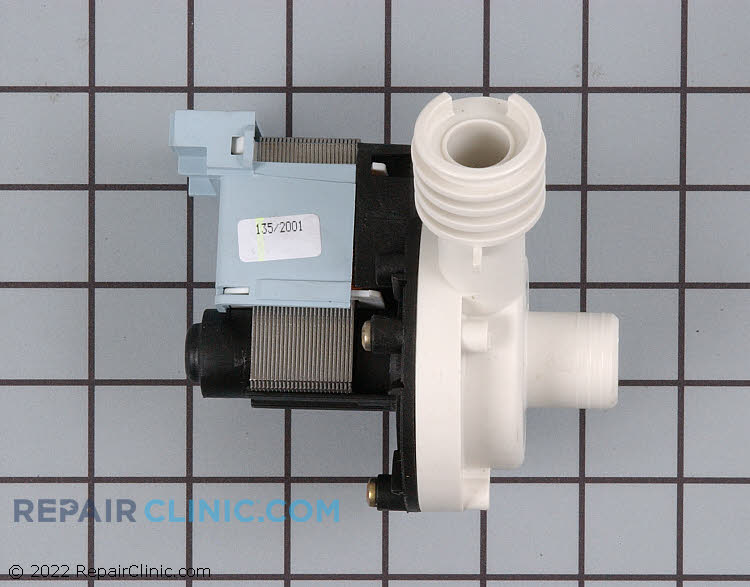 Drain Pump WD19X10015 Alternate Product View