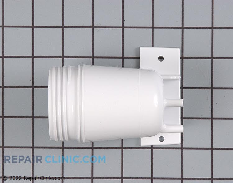 Top housing, water filter