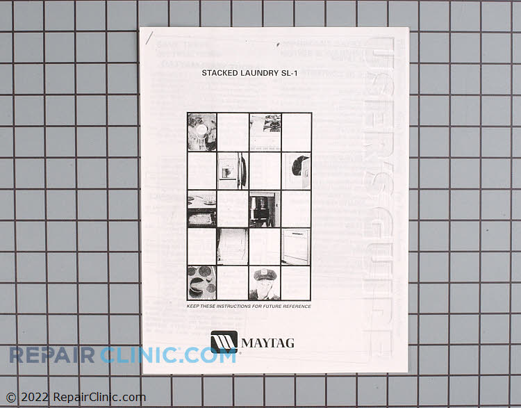 Manuals, Care Guides & Literature 33001289 Alternate Product View