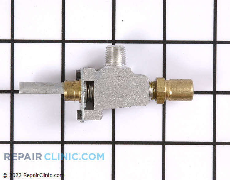 Gas Burner & Control Valve 07454107 Alternate Product View