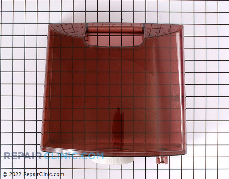 Tank & Container 5007001RED Alternate Product View
