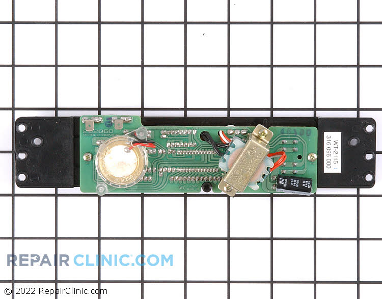 Oven Control Board 316096000 Alternate Product View