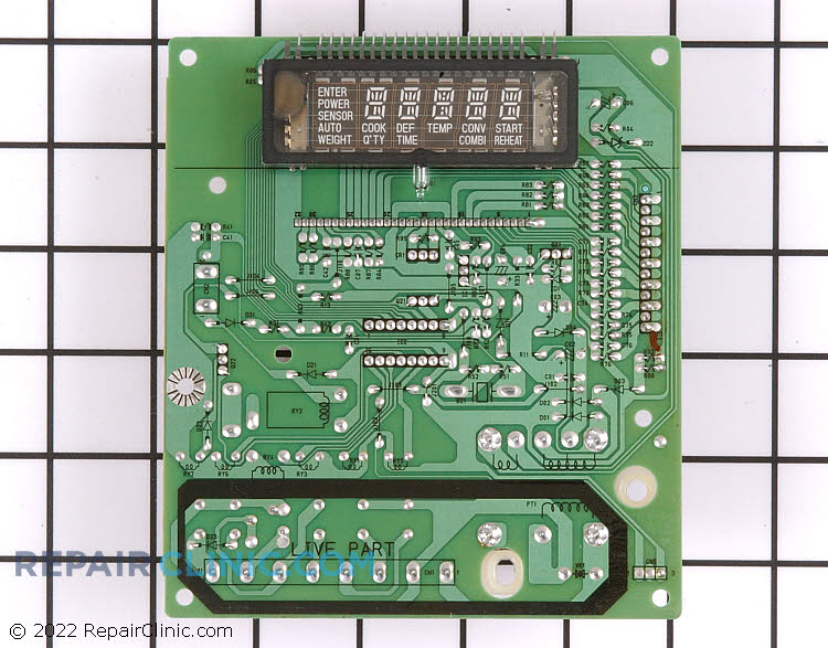 Main Control Board WP8172054 Alternate Product View