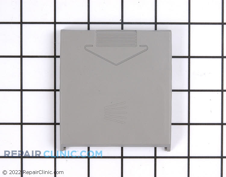 Detergent Dispenser Cover 00166621 Alternate Product View