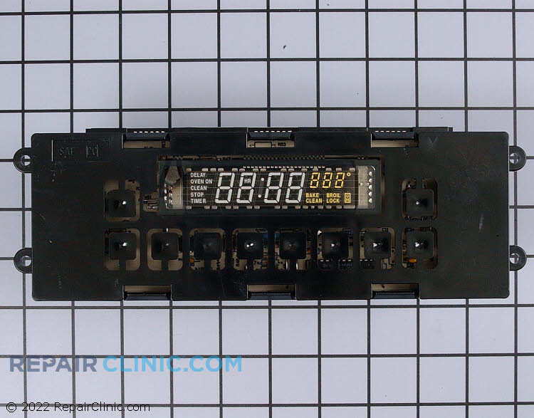 Oven Control Board WB27K5195 Alternate Product View