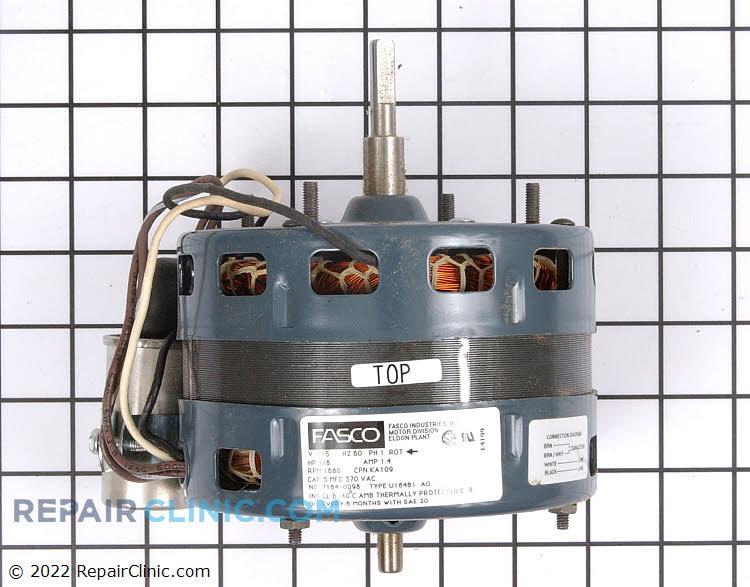 Fan Motor 4173414 Alternate Product View
