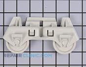 Dishrack Roller - Part # 906045 Mfg Part # WP8268645