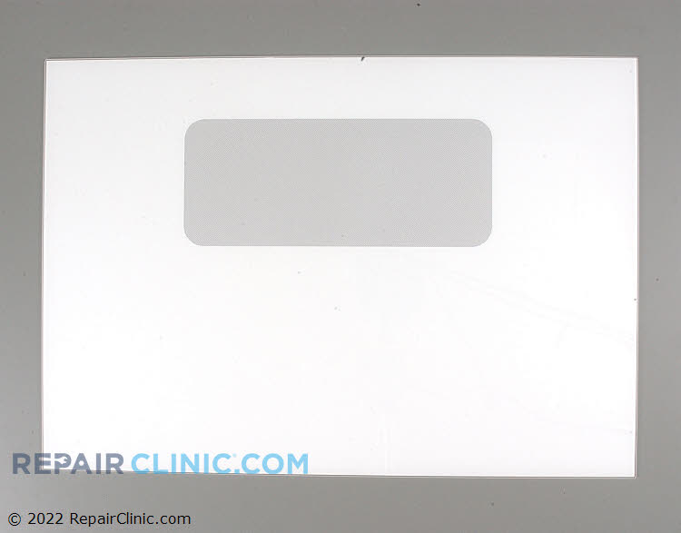 Outer Door Glass WB56T10037      Alternate Product View