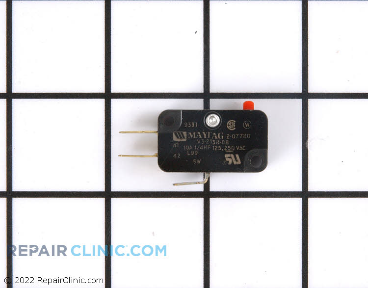 Lid Switch Assembly 207780          Alternate Product View