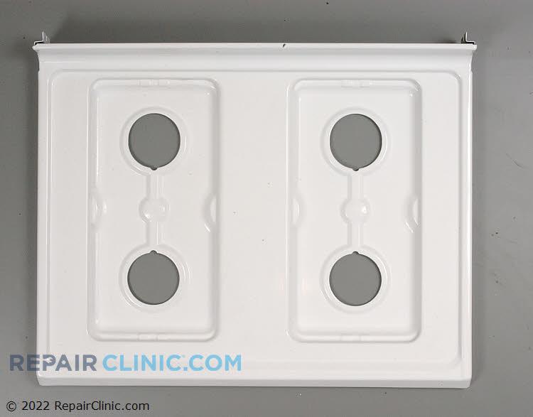 Metal Cooktop 74003704        Alternate Product View