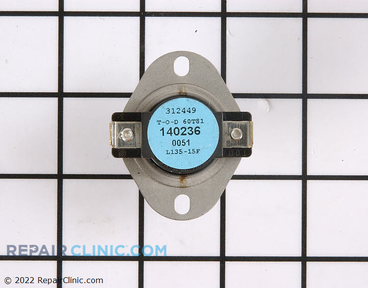 Cycling Thermostat 5308013213      Alternate Product View