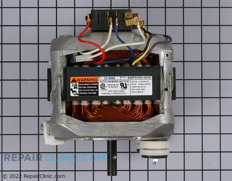 Motor LA-1010         Alternate Product View