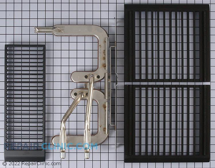 Gas grill cartridge kit