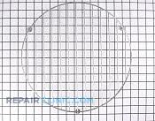 Broil rack (short legs) - Part # 919023 Mfg Part # R9H66