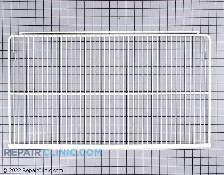 Wire shelf, white