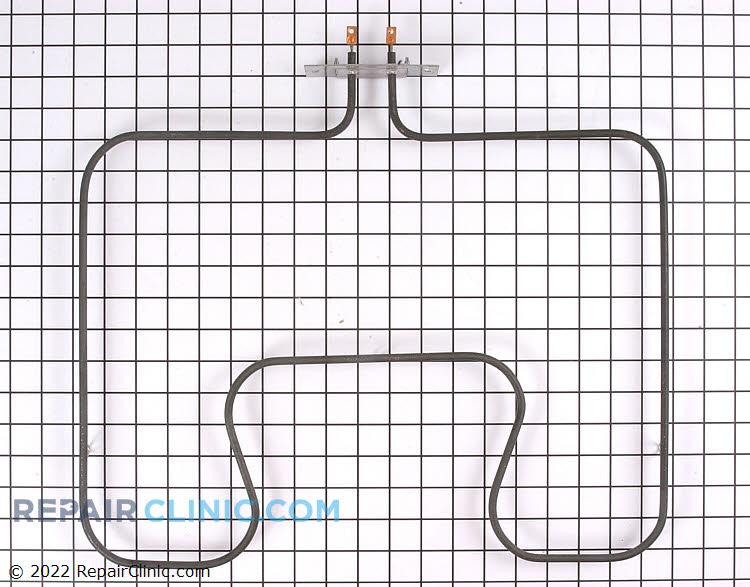 Oven bake heating element
