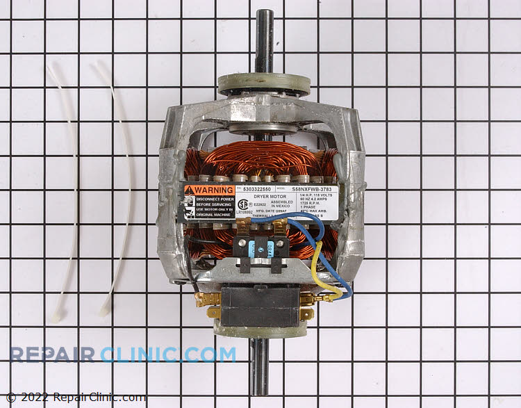 Drive Motor 5300603182 Alternate Product View