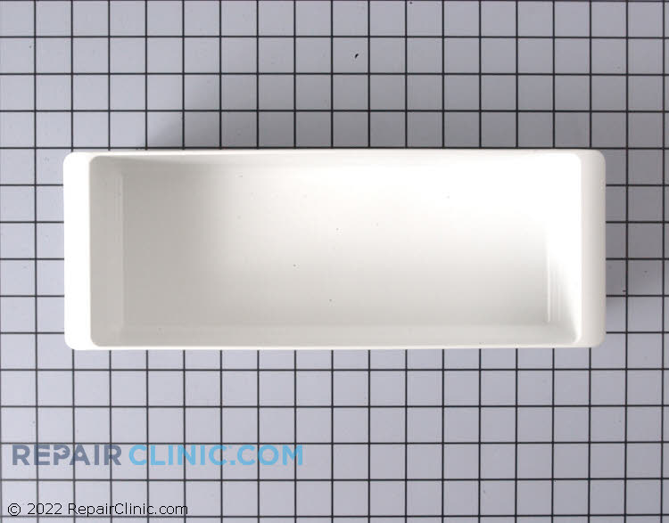 Door Shelf Bin WP10423131 Alternate Product View