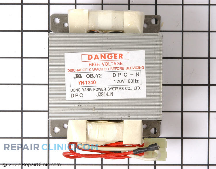 High Voltage Transformer WB27X10377 Alternate Product View